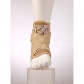 Фиксатор голеностопа эласт.со шнуровкой,усиливающей лентой и пластинами жесткости F 2010
