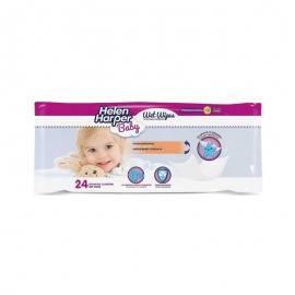 Салфетки Helen Harper детские влажные 24 шт.