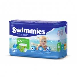 Трусики дет Swimmies X-small (4-9кг) д/плавания 13 шт.