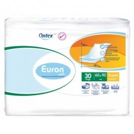 Простыни впитывающие Euron Soft Super 60-90 30 шт.