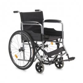 Кресло-коляска для инвалидов: Н 007 (18 дюймов) (пневмо) Armed