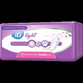 Прокладки ID Anamini Extra Plus п.род/урол  730мл 16 шт.