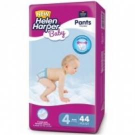 Подгузники-трусики дет Helen Harper  Baby Pants №4 Maxi 8-13 кг 44шт