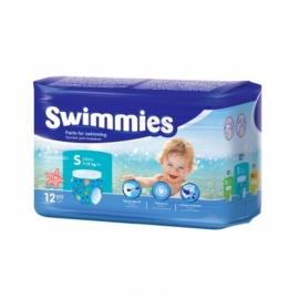 Трусики дет Swimmies Small (7-13кг.) д/плавания 12 шт.