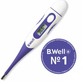 Термометр B.WellWT-04 standar, гибкий, 30 сек