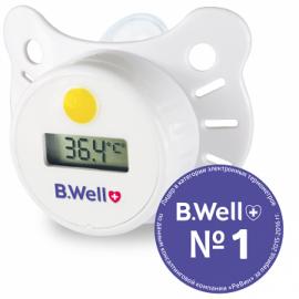 Термометр B.Well WT-09 Quick, соска 90 секунд