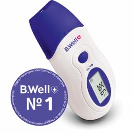 Термометр B.Well WF1000 2 в 1 лобный/ушной инфракрасный для детей
