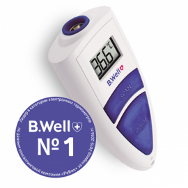 Термометр лобный инфракрасный B.Well WF 2000, для детей
