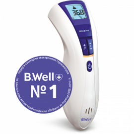 Термометр бесконтактный инфракрасный B.Well WF-5000